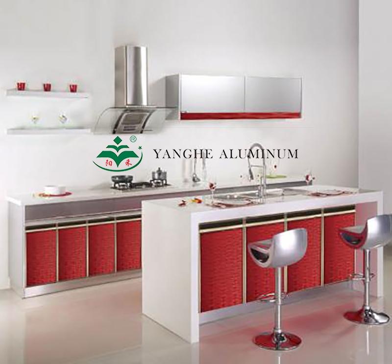 家具铝型材有什么优点?