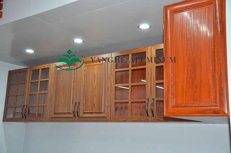 家具行业环保转型 家具铝型材未来前景大有可为
