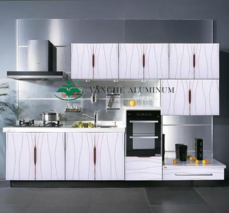 铝型材已经把家具做到这个程度了!让传统板式家具怎么办?