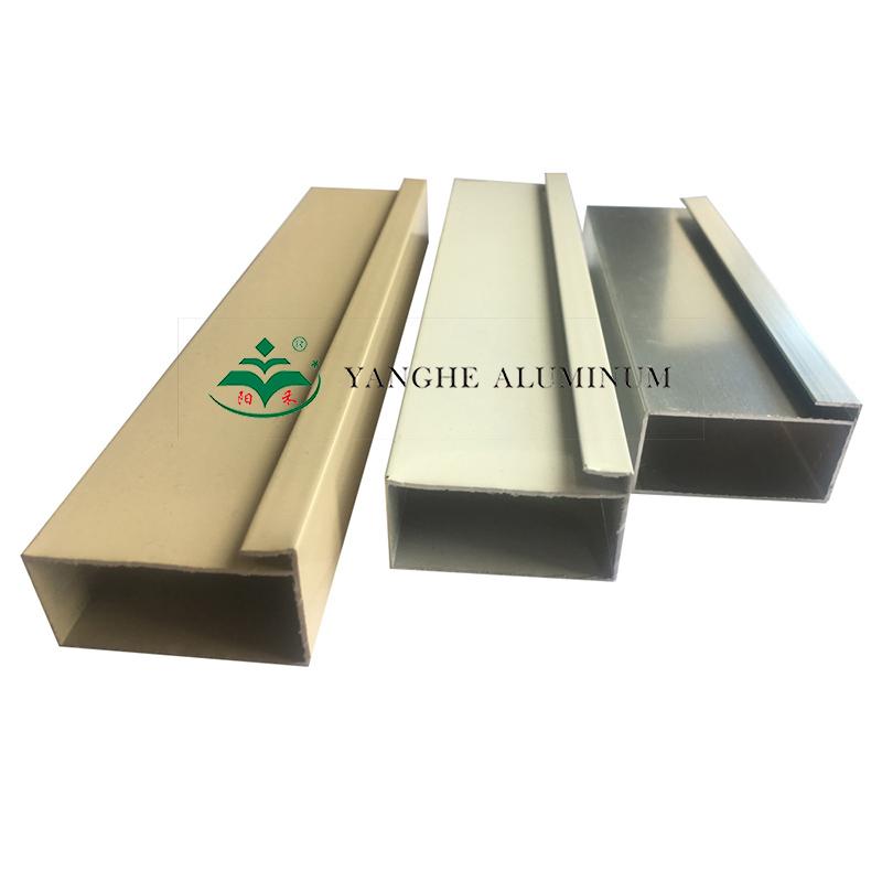 家具铝型材的挤出成型工艺